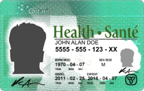 health care card template present your valid health card at each visit
