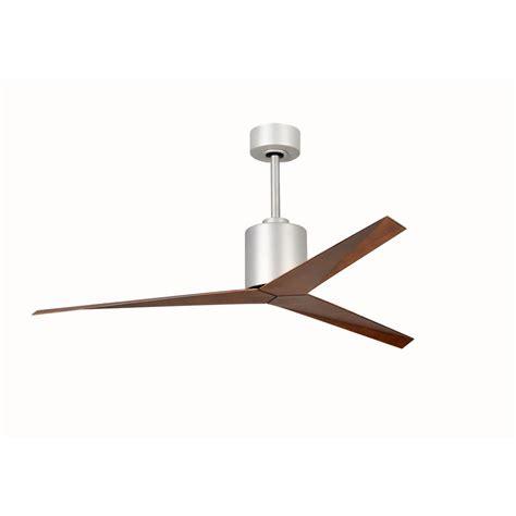high tech ceiling fan radionic hi tech westergate 56 in 3 blade brushed nickel