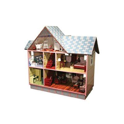 melissa doug classic heirloom victorian doll house melissa doug classic heirloom victorian doll house