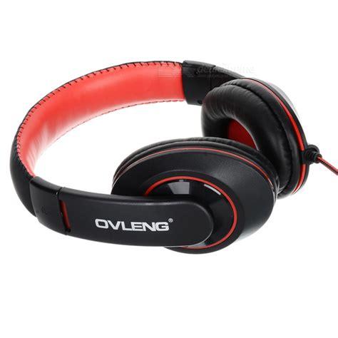 Headset Ovleng ovleng x13 headphones headset w microphone for computer