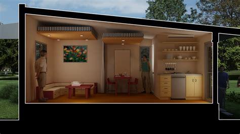 nano rescue house provides emergency housing