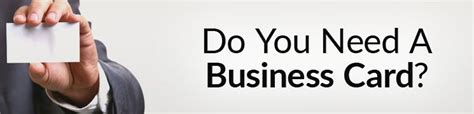 Do I Need Business Cards As An Mba do you need business cards best business cards