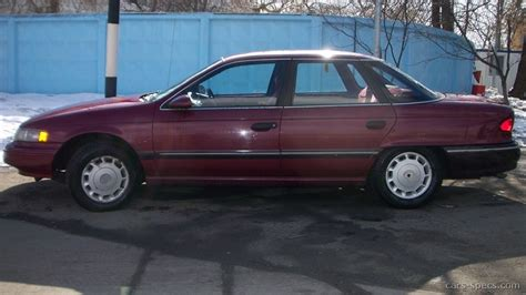 how cars work for dummies 1992 mercury sable electronic valve timing 1992 mercury sable sedan specifications pictures prices