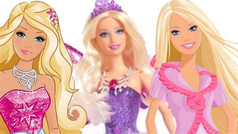 barbie hair salon barbie doll hair style youtube