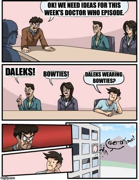 How Do U Make A Meme - boardroom meeting suggestion meme imgflip