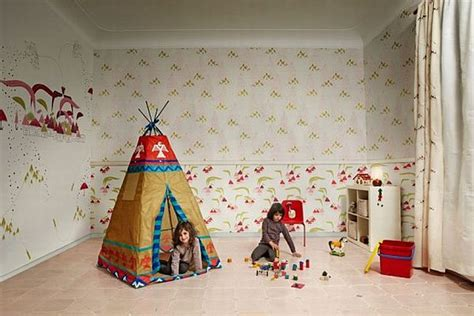 wallpapers for kids room wallpaper for the kids room by tres tintas barcelona