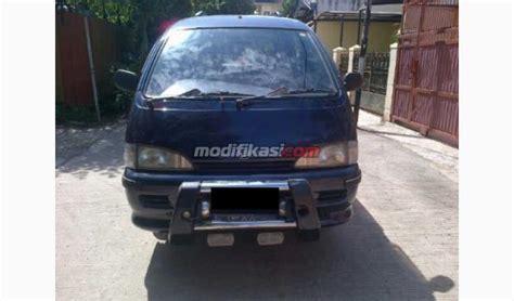 Daihatsu Espass 1 3 daihatsu espass 1 3 mb th 1997 biru