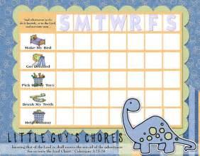 children s chore chart template rantin ravin chore charts