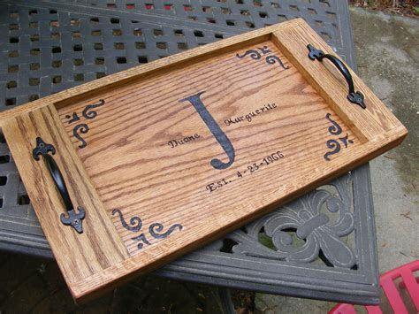 lowes crafts diy lowe s serving tray