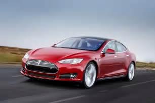 Tesla Electric Car Race Electric Car Race Series Featuring The Tesla Model S