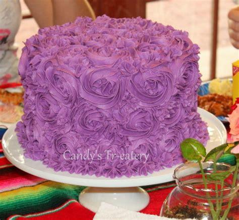 Purple Velvet Cake   Cake by Candy Whiting   CakesDecor