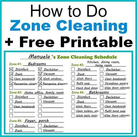 how to keep a clean house schedule 289 best images about printables on pinterest menu