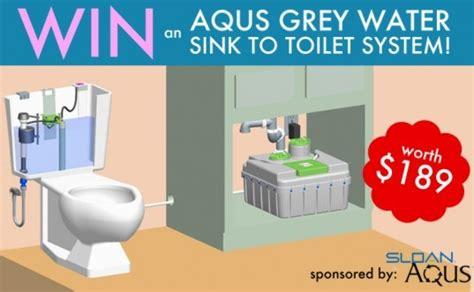 grey water toilet aqus water reclamation system 171 inhabitat green design