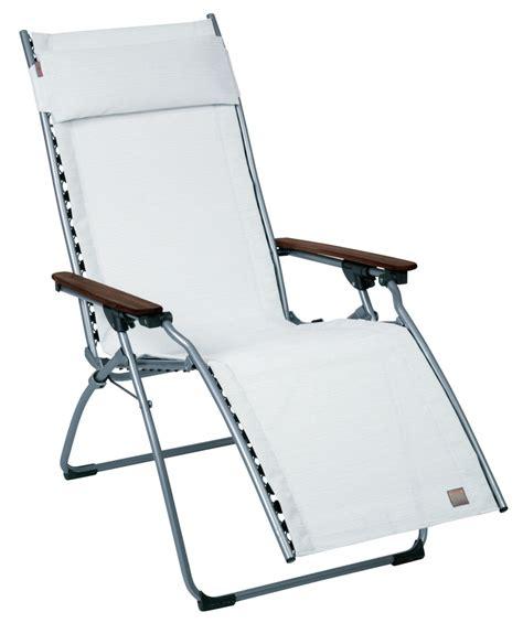chaise pliante lafuma lafuma c chaise pliante evolution avec batyline 2