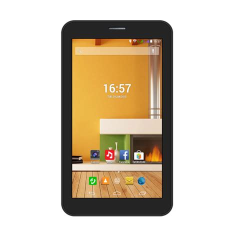 Tablet Evercoss At1d jual evercoss at1d jump s tablet hitam 4 gb harga kualitas terjamin blibli