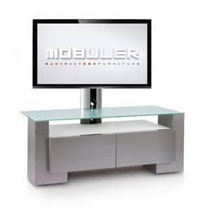 meuble tv design inox 120h de 120 cm meuble tv avec