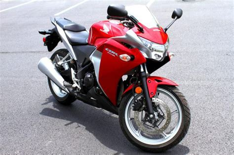 Honda Warranty 2012 by 2012 Honda Cbr250r W 2yr Extended Warranty For Sale On