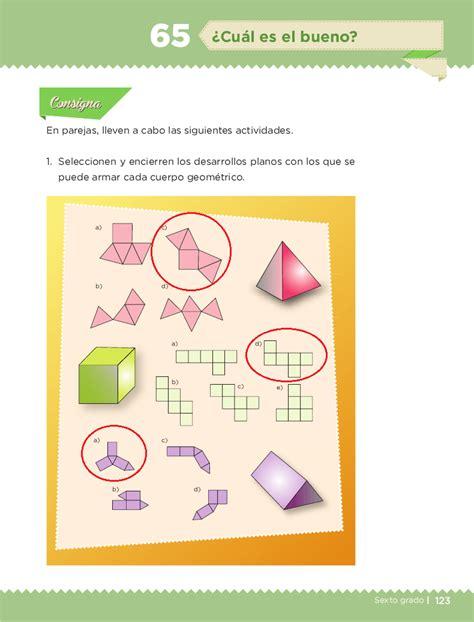 pagina 126 de matematicas 6 grado exolicacion ayuda para tu tarea de sexto desaf 237 os matem 225 ticos bloque