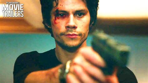dylan o brien film new american assassin restricted trailer with dylan o
