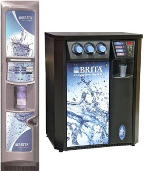 Water Dispenser Vending Machine incup and water dispensing link vending