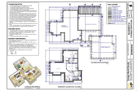 Slab Foundation Floor Plans by Drawing Checklist Designbuildduluth Com