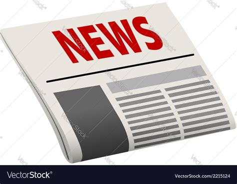 newspaper folded stock vector more images of article 158578801 istock folded angled newspaper royalty free vector image