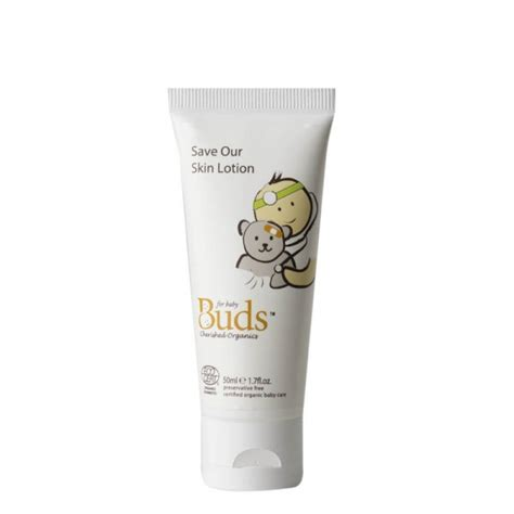 Buds Save Our Skin Lotion Blue 50ml buds bco save our skin lotion 50ml