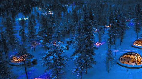 alaska igloo hotel northern lights northern lights igloos alaska decoratingspecial com