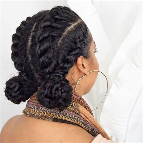 protectivestyles naturallyrachel 83 best double buns images on pinterest braids