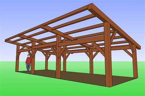 timber trusses home inspiration pinterest