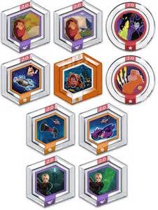 Power Disc Disney Infinity Disney Infinity 2 0 Disney Originals Power Discs Revealed