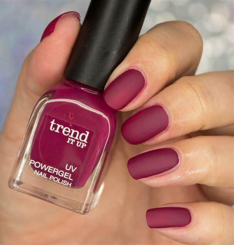 nagellack matt machen trend it up uv powergel nail 090 matte top coat