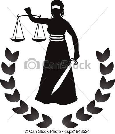 imagenes de mujer justicia ilustraciones de vectores de justicia femida mujer