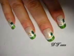 St patrick s day nail tutorial quot luck o the irish quot youtube