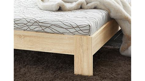 futonbett 140x200 inkl rollrost und matratze bett sleep sonoma eiche inkl rollrost und matratze 140x200