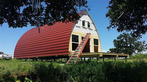 prefabricated arched cabins prefabricated arched cabins can provide a warm home for