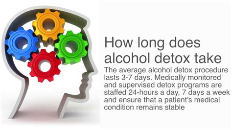 How Does It Take To Detox From Alocohol by Image Gallery Detox