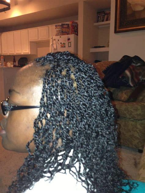 braids with crinkles kinky twist with crinkles yelp