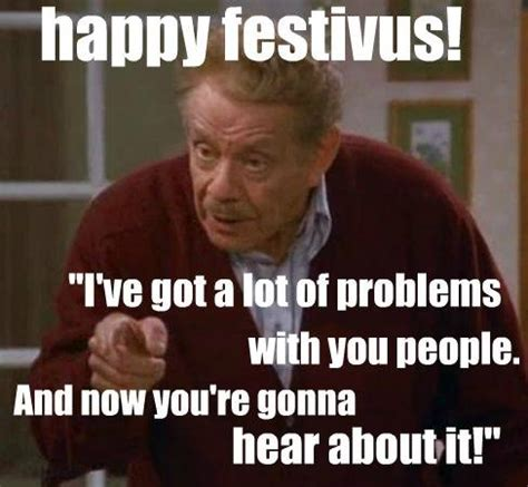 Festivus Meme - the 25 best festivus episode ideas on pinterest