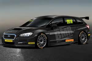 Subaru Autos Subaru Tackles The Touring Car Chionship With A