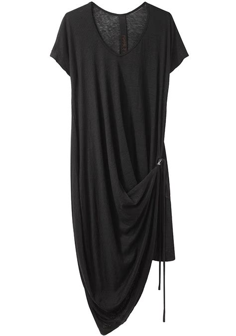 cos mode jurken forme d expression asymmetric gown fashion pinterest