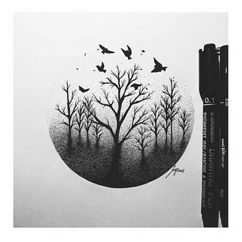 1001 id 233 es pour dessiner un arbre merveilleux avec exemples