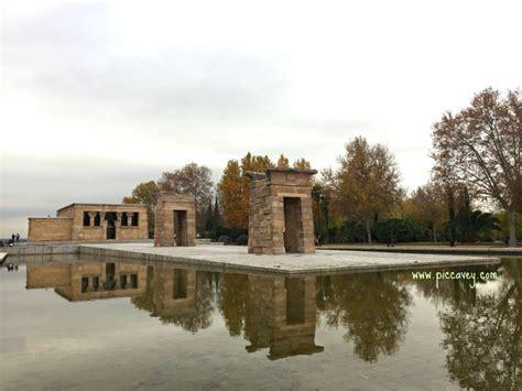 temple of debod madrid spain temple of debod ancient in madrid piccavey