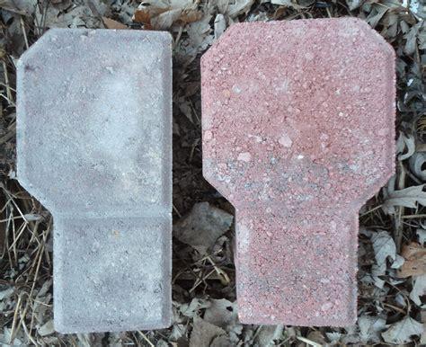 Keystone Edging Keystone Brick Concrete Mold Plaster Patio Molds Concrete Pavers