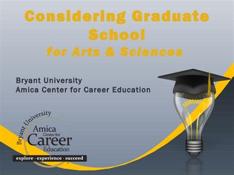 Mba Graduation Bryant bryant graduate school