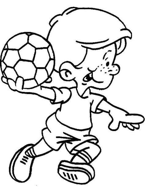 imagenes niños haciendo deporte para colorear dibujos para colorear y pintar dibujos de deportes