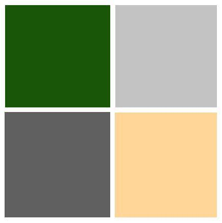 colors that go well with green the 25 best green color schemes ideas on pinterest