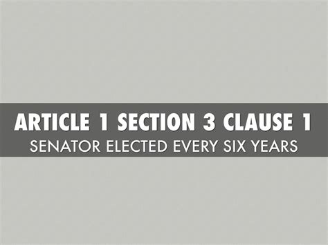 article 1 section 9 clause 3 constitution by nick cobb