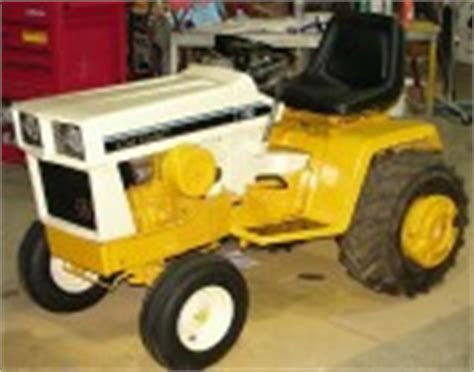 cub cadet specialties offers new and used vintage ih