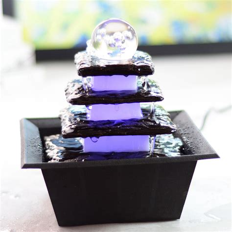 Fountain For Home Decoration Feng Shui Water Fountain Home Decoration Holiday Gifts